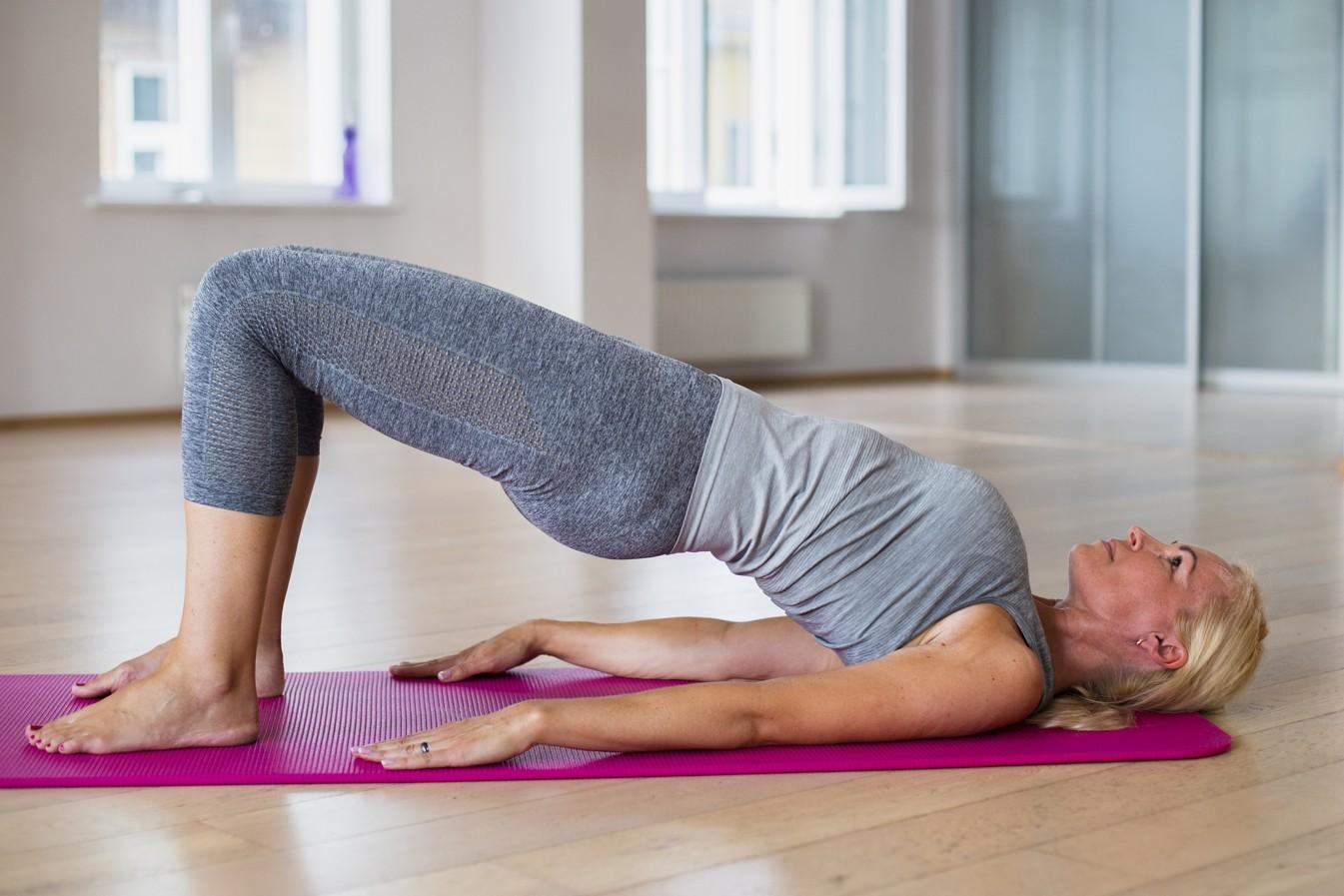 hormonální a obličejová jóga