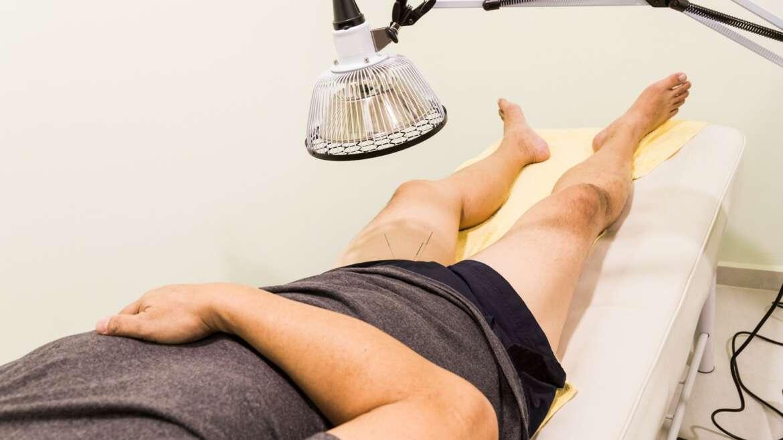 Terapie TDP lampou