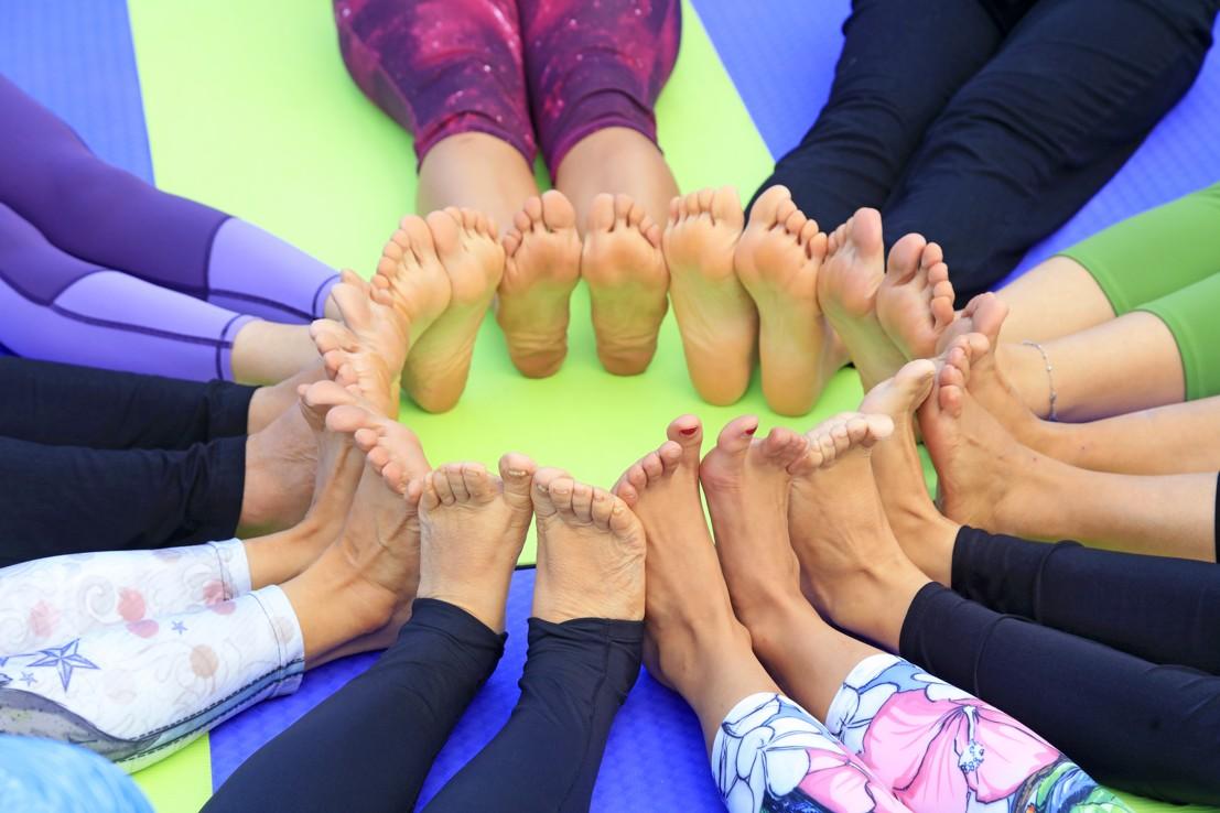 jóga pro zdraví ženy